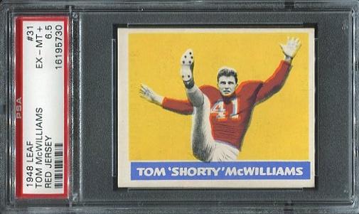 Tom McWilliams
